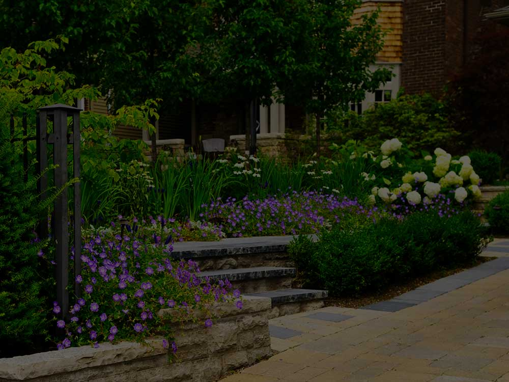 McLean Commercial Garden Design