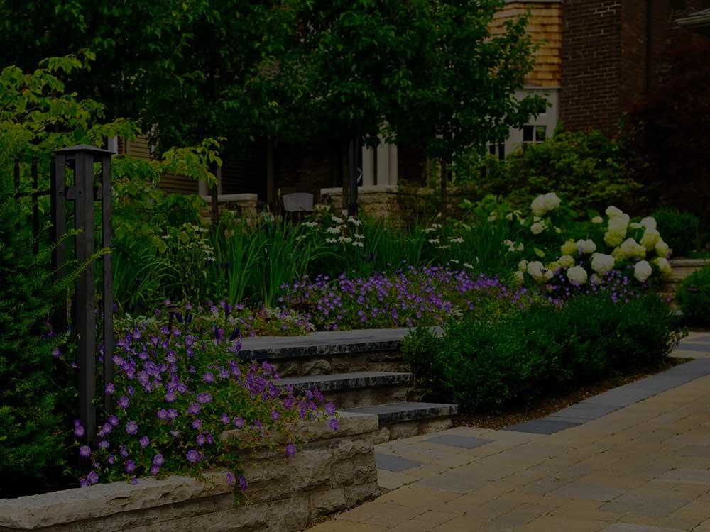 Manassas Commercial Garden Design