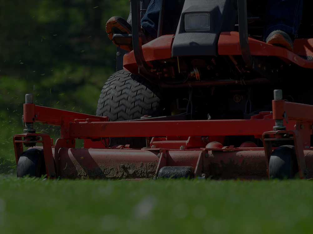 McLean Commercial Lawn Mowing