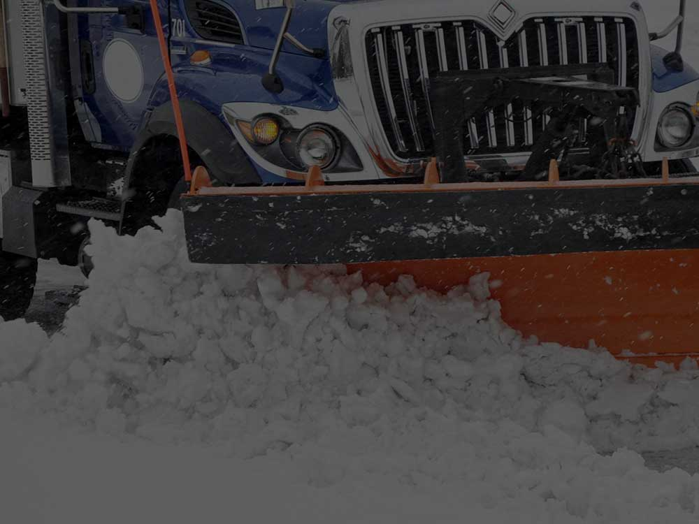 Manassas Commercial Snow Removal