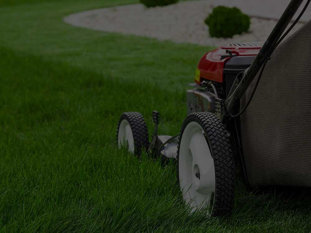 McLean Lawn Mowing