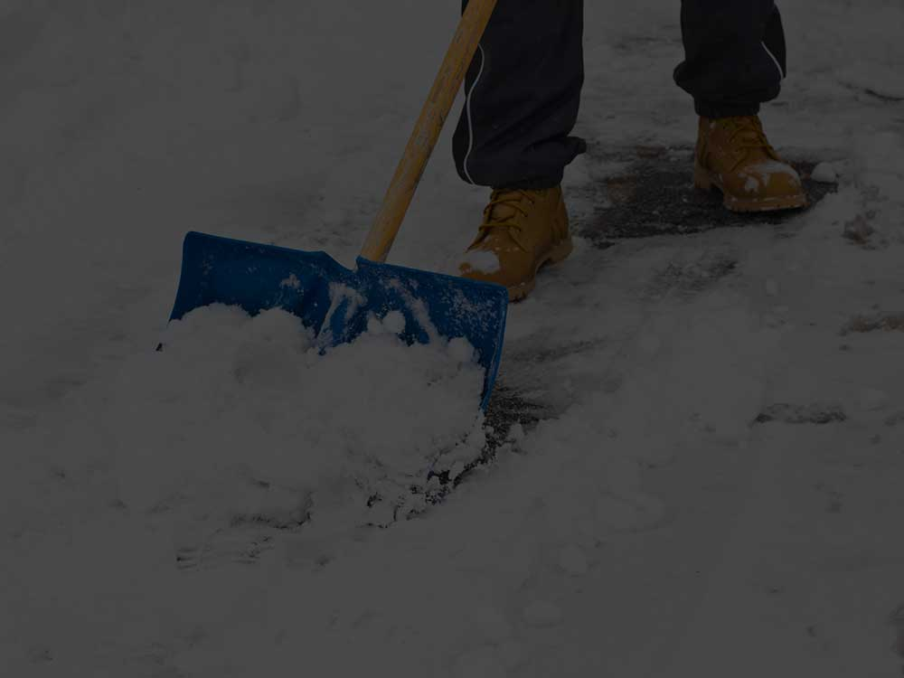 McLean Residential Snow Removal